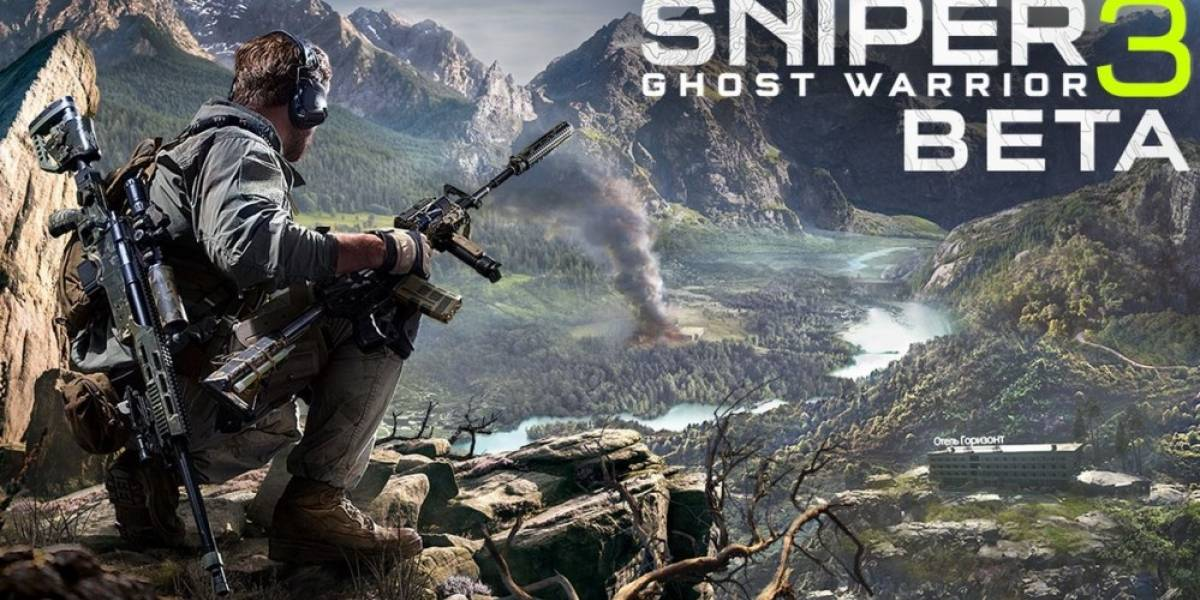 Sniper: Ghost Warrior 3 tendrá Beta abierta en PC