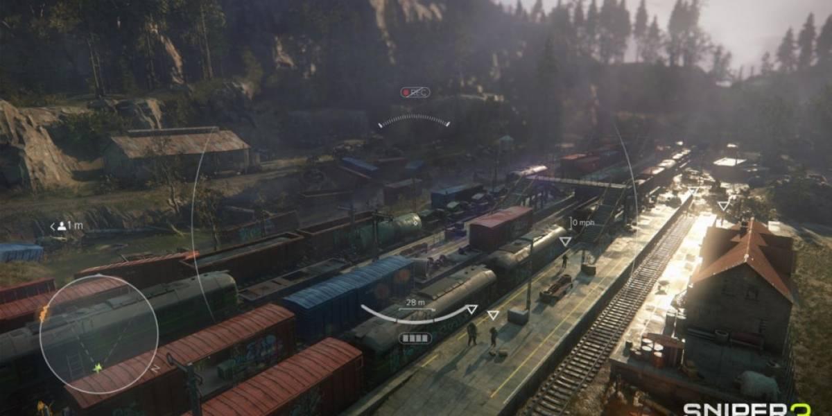 Nuevo tráiler de Sniper: Ghost Warrior 3 nos muestra su mundo abierto