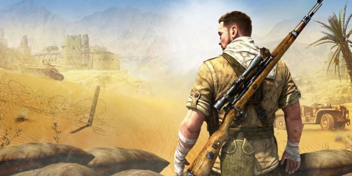Revelan más detalles de la campaña de Sniper Elite 4