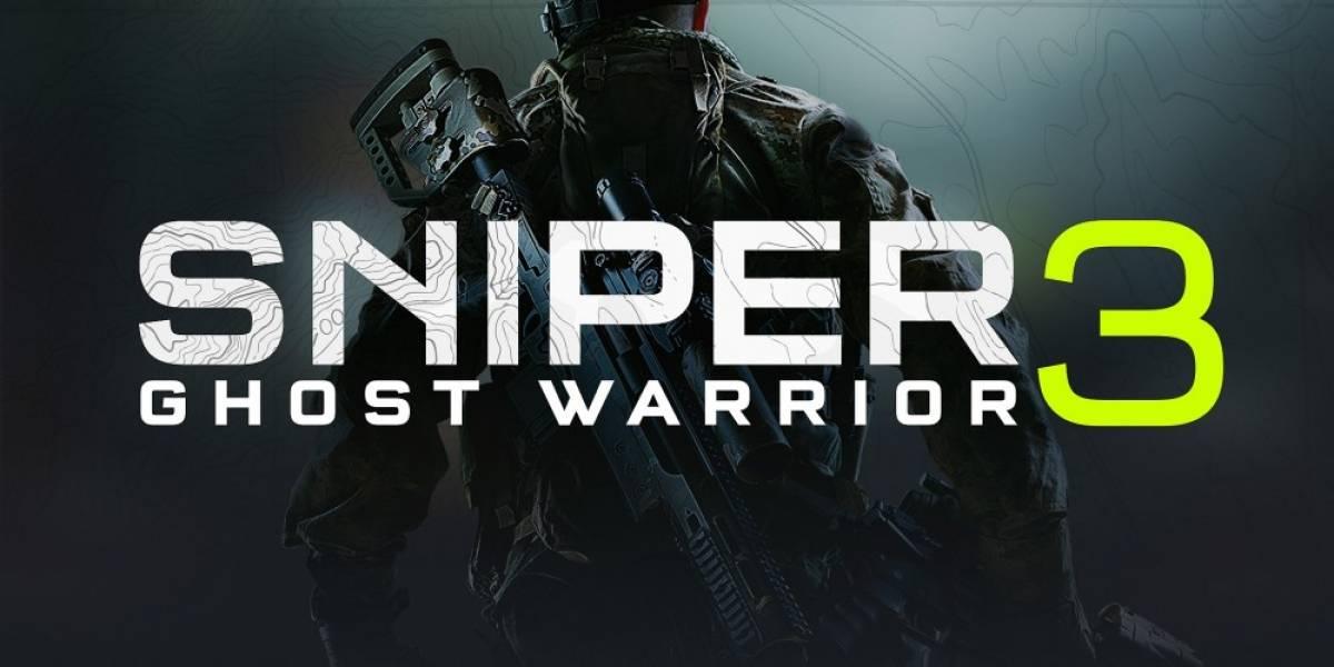 Sniper Ghost Warrior 3 se retrasa otra vez