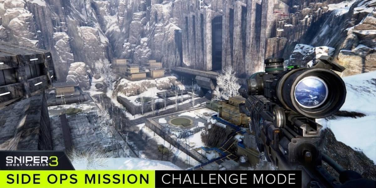 Nuevo video de Sniper: Ghost Warrior 3 nos muestra su mundo abierto