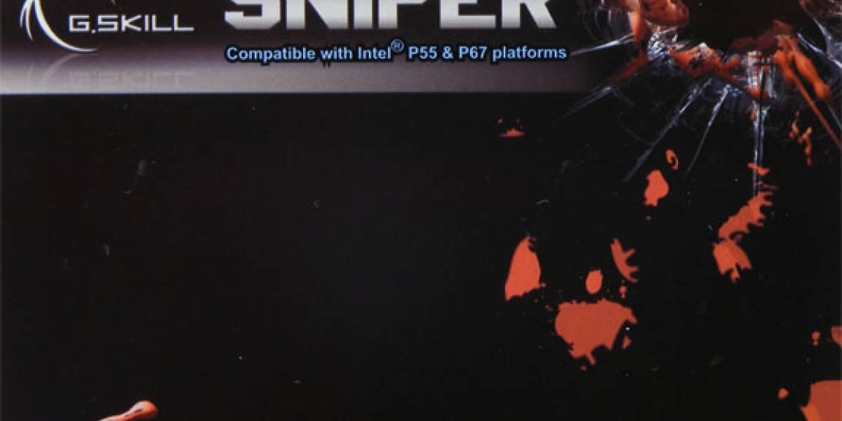 G.Skill Sniper F3-12800CL7D-8GBSR