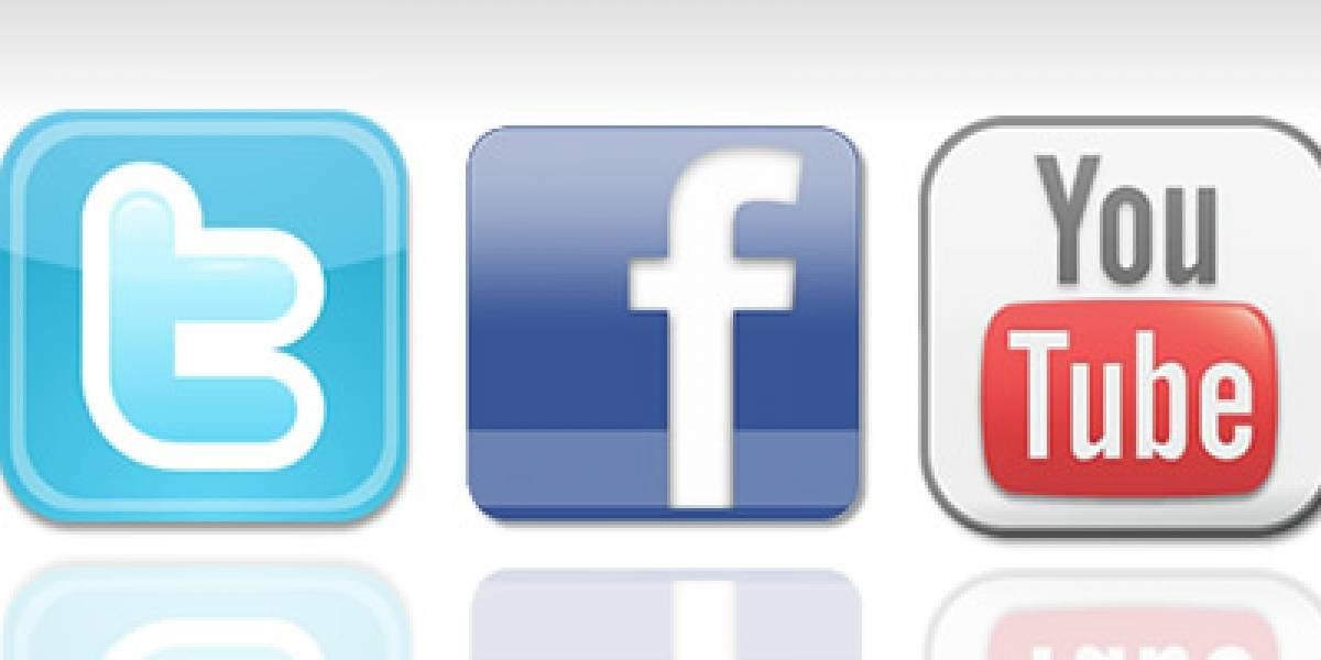 Compañías en las Redes Sociales