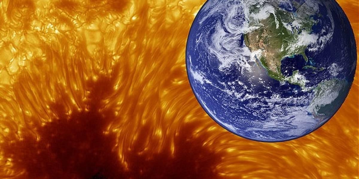 NASA: Tormentas solares del 2012 podrían dañar seriamente los equipos computarizados