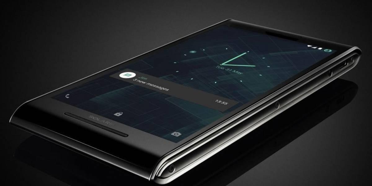 Solarin, el smartphone más seguro del mundo también es bastante caro