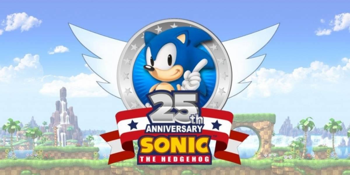 Sonic celebra su aniversario con Humble Bundle