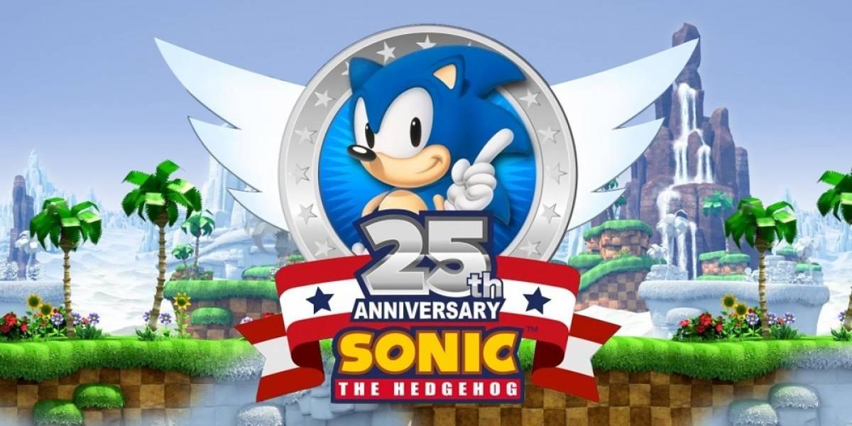 Mira en vivo la transmisión del 25 aniversario de Sonic