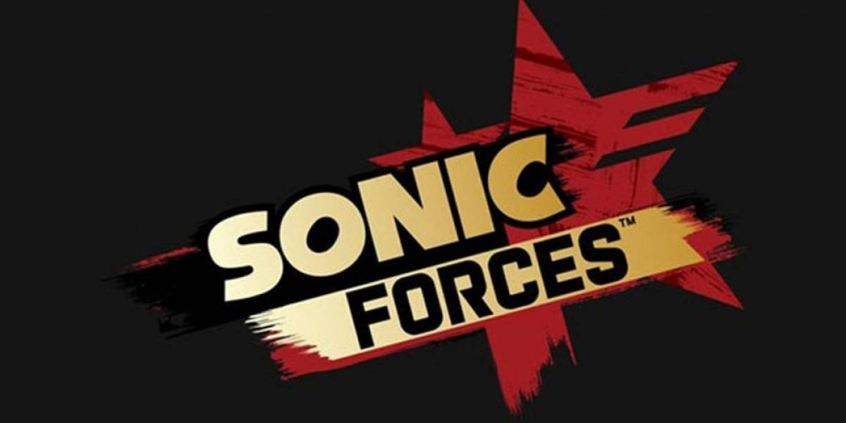 Mira el primer tráiler oficial de Sonic Forces