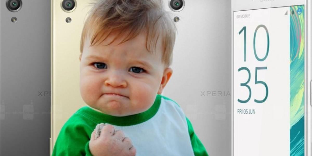 Sony logra ganancias en su división de smartphones pese a la adversidad