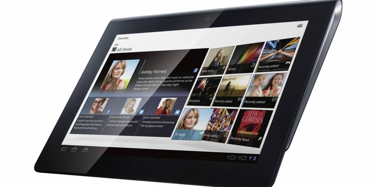 """Argentina: Sony lanza su tablet S y busca diferenciarse de la competencia con un concepto de """"hogar inteligente"""""""