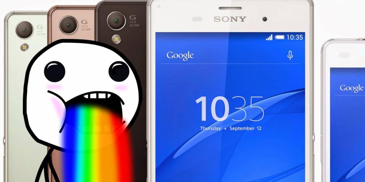 Componentes para smartphones salvan las finanzas de Sony
