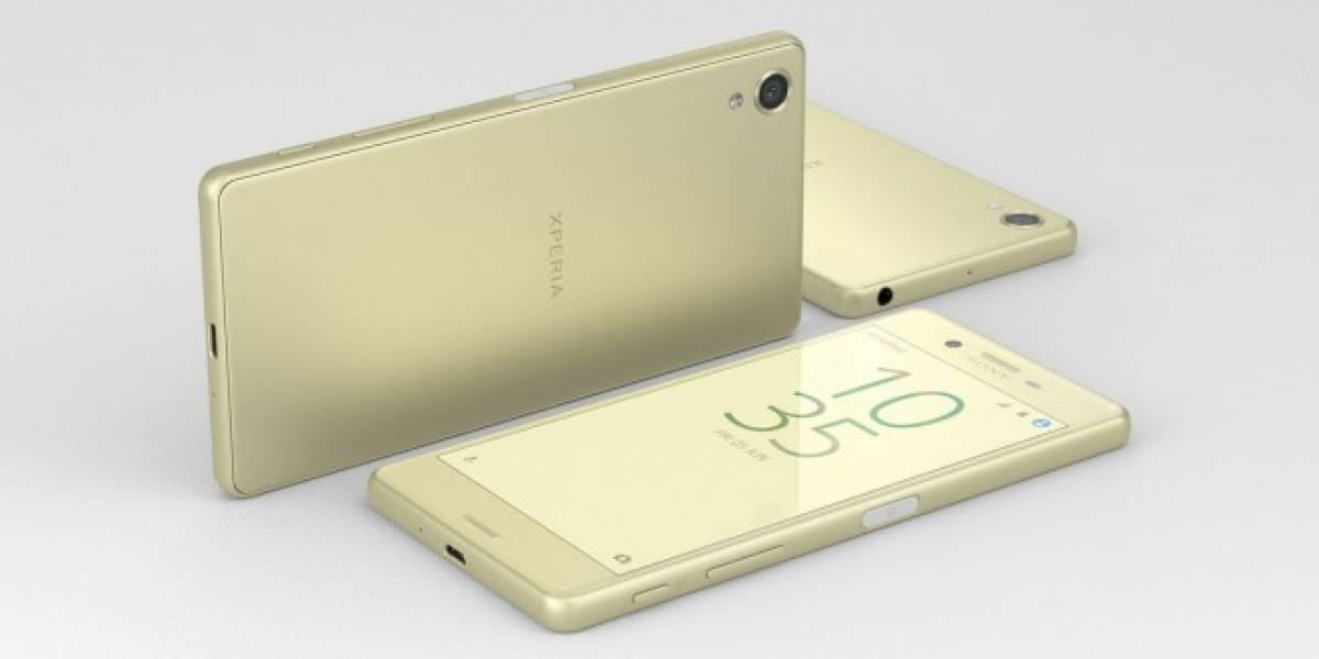 Sony lanza el Xperia X en México