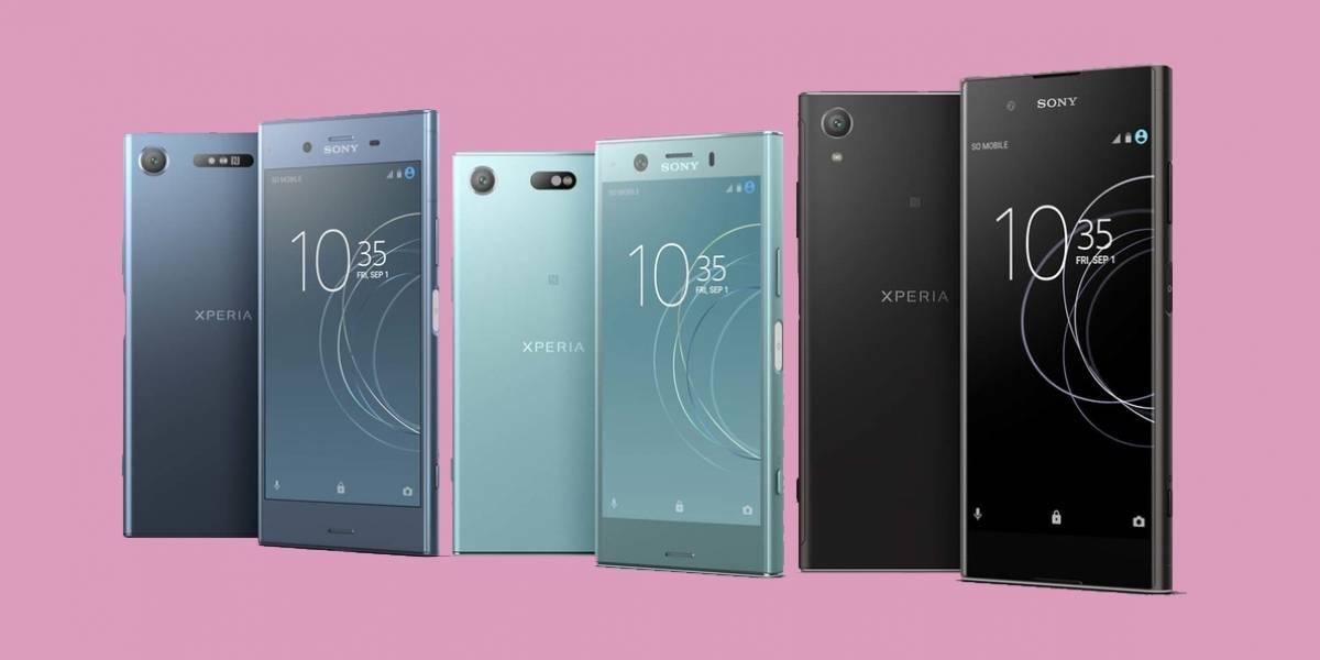 Sony reafirma su apuesta en diseño con el Xperia XZ1, XZ1 Compact y XA1 Plus #IFA17