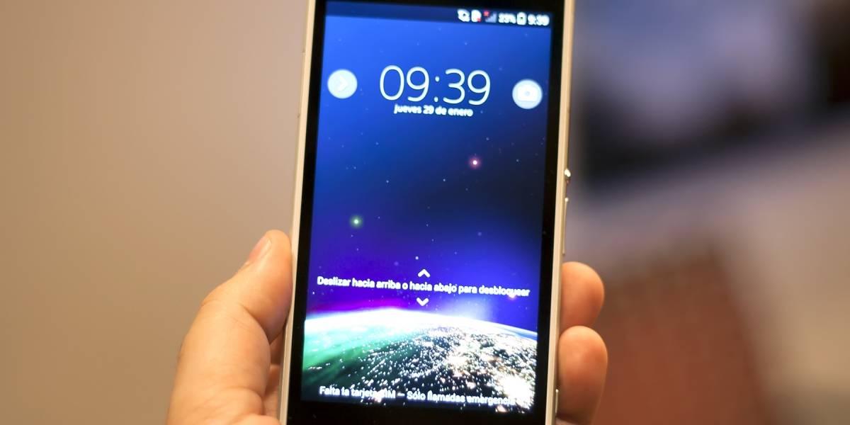 Sony Xperia Z1 [A primera vista]