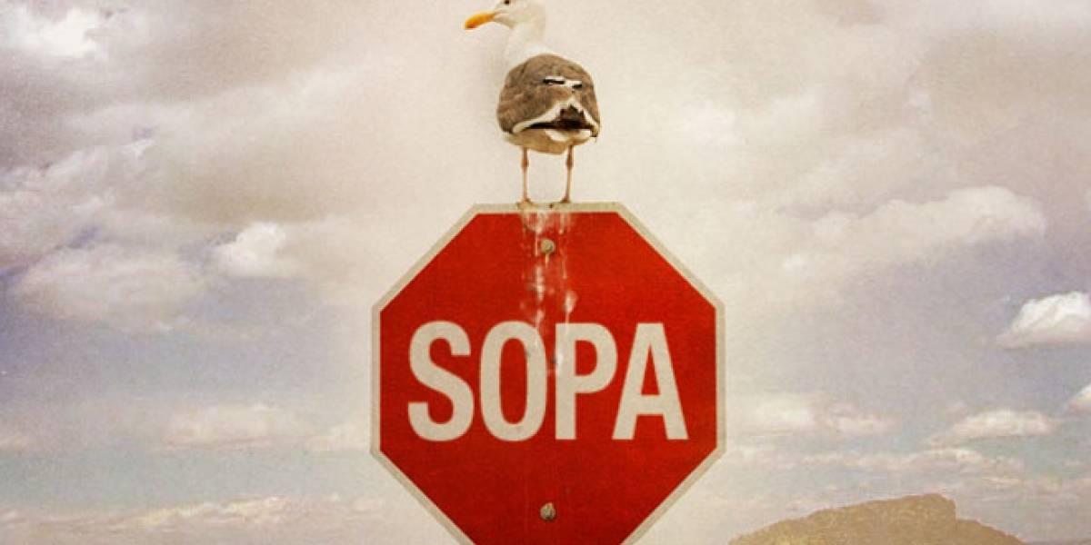 Ley SOPA parece que será aprobada después de todo