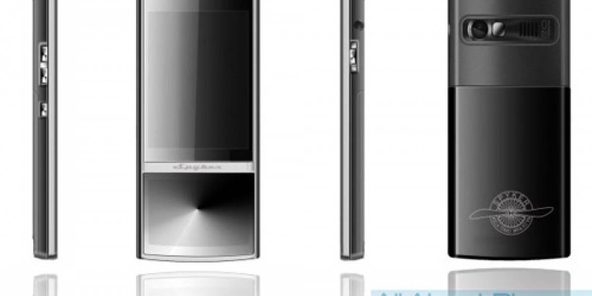 Fabricante de autos Spyker lanzará dos celulares