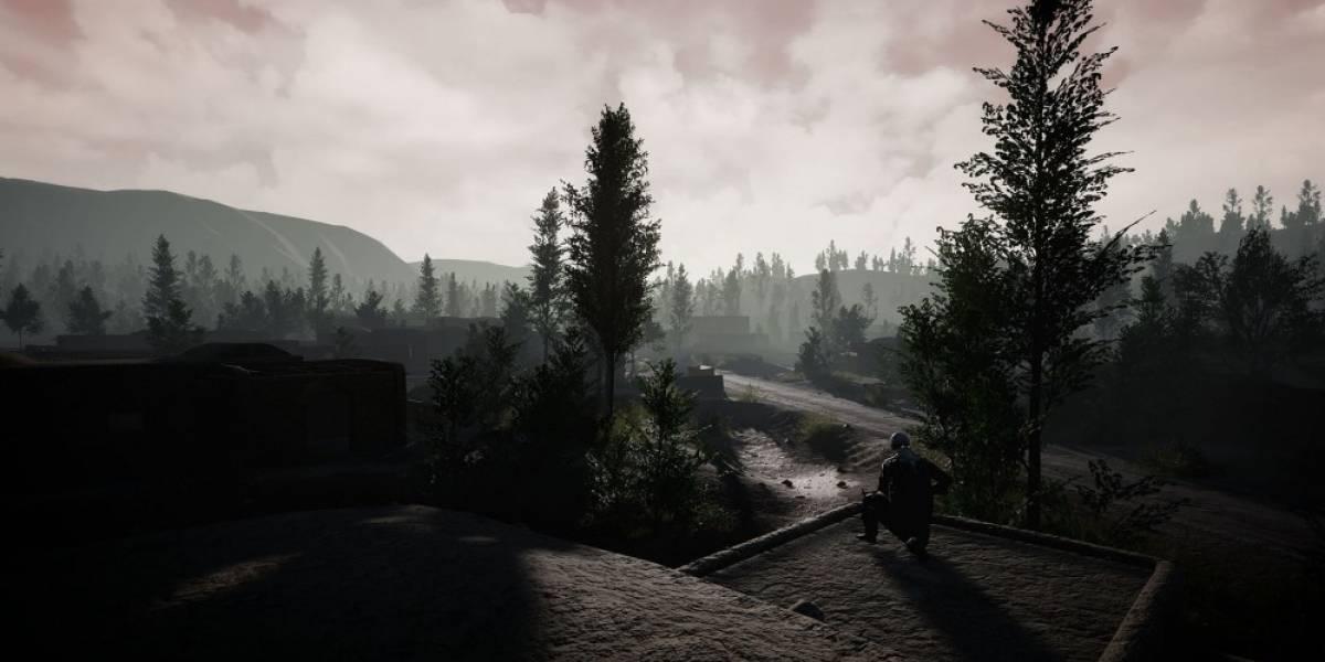 Squad, un shooter para hasta 100 jugadores que llegará a Early Access