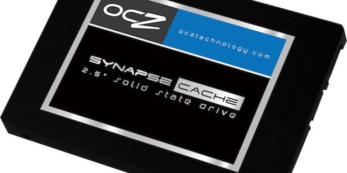 OCZ estrena nuevo SSD especial para ser usado junto con un disco duro adicional
