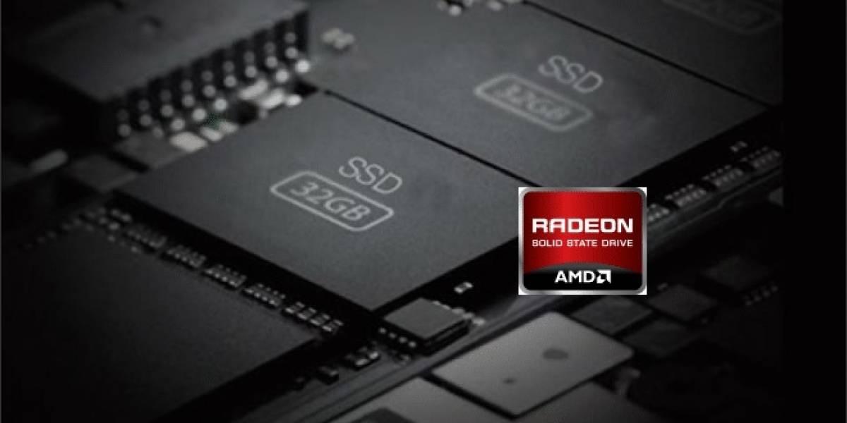 Rumor: AMD lanzará unidades Radeon SSD