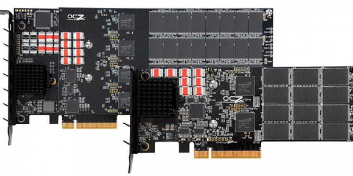 OCZ sorprende con el nuevo SSD vía PCI-E llamado Z-Drive R4