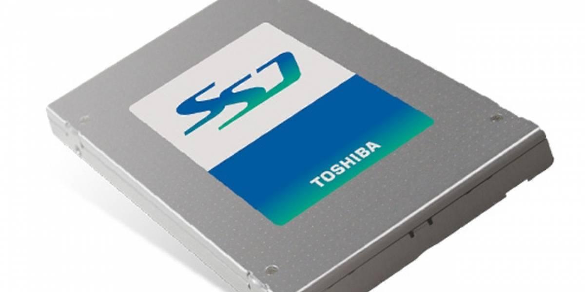 Toshiba lanza nueva y completa línea de SSDs