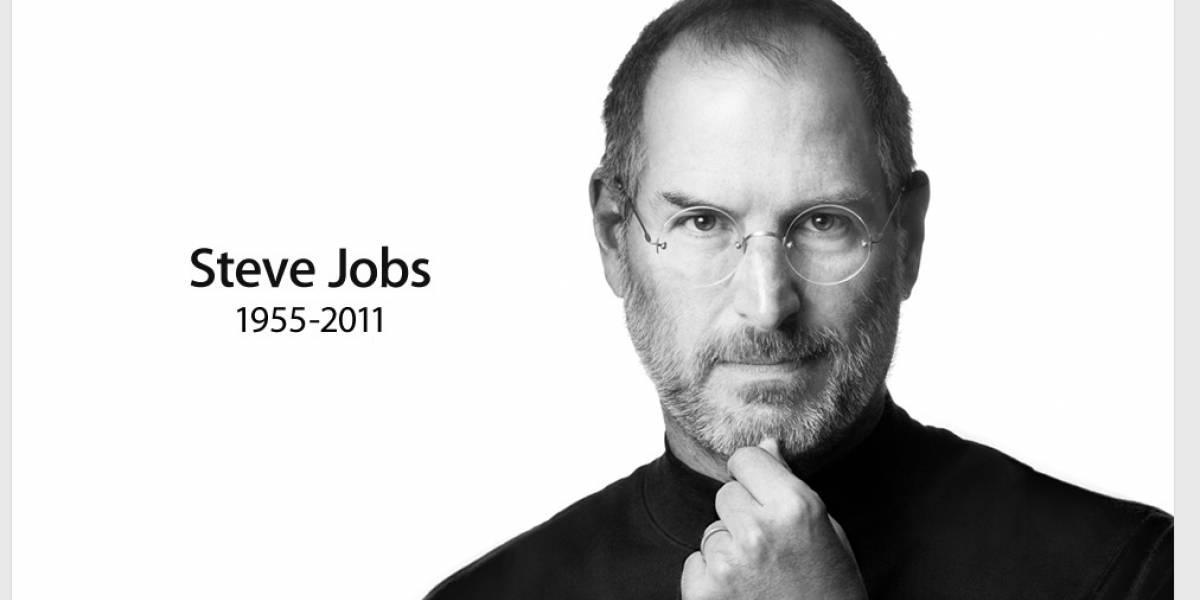 Apple confirma el deceso de Steve Jobs
