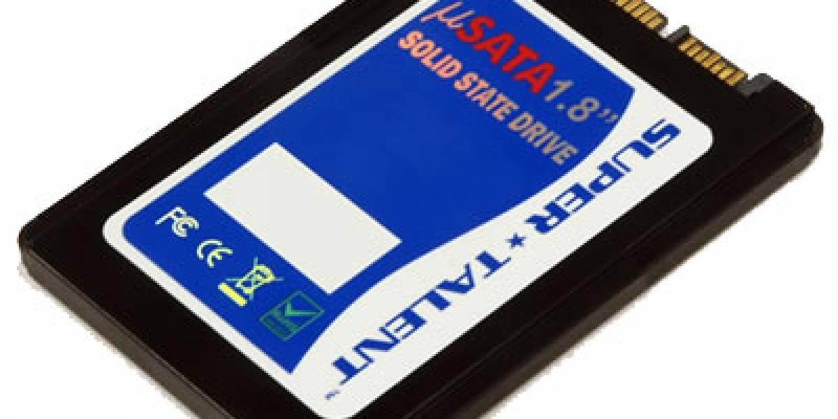 Super Talent presenta SSD ultra-rápido para laptops ultra-degados