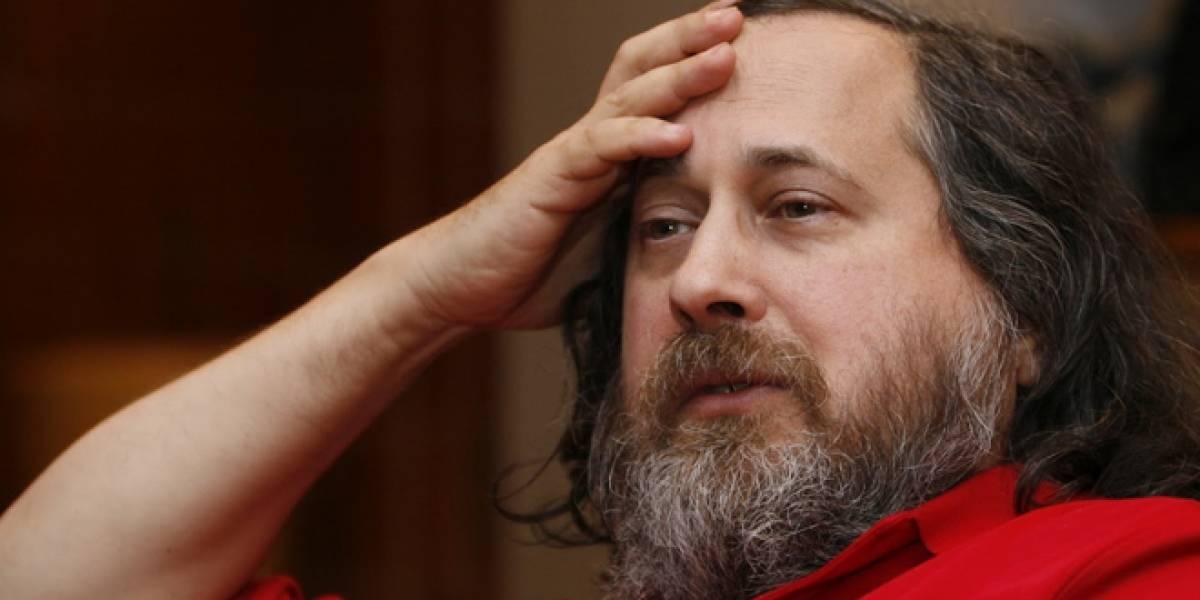 Richard Stallman opina sobre la llegada de Steam a Linux