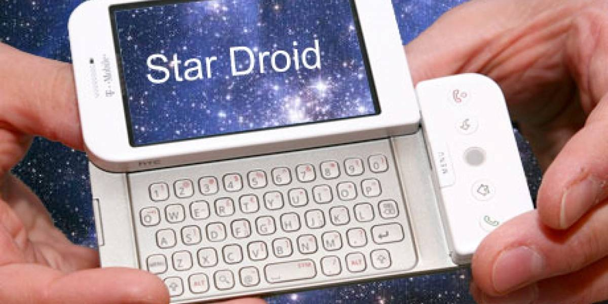 Star Droid: Sigue las estrellas desde Android