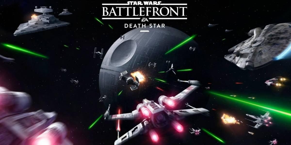 El DLC Death Star de Star Wars: Battlefront se podrá jugar gratis este fin de semana
