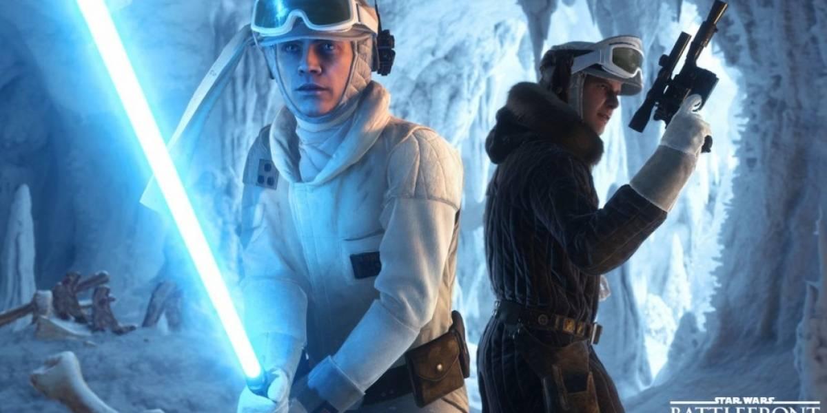 Nuevos mapas con la última actualización de Star Wars Battlefront
