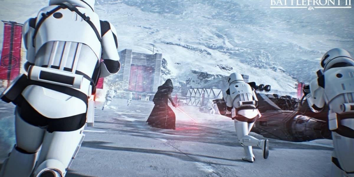 Star Wars: Battlefront II tendrá cooperativo a pantalla dividida en consolas