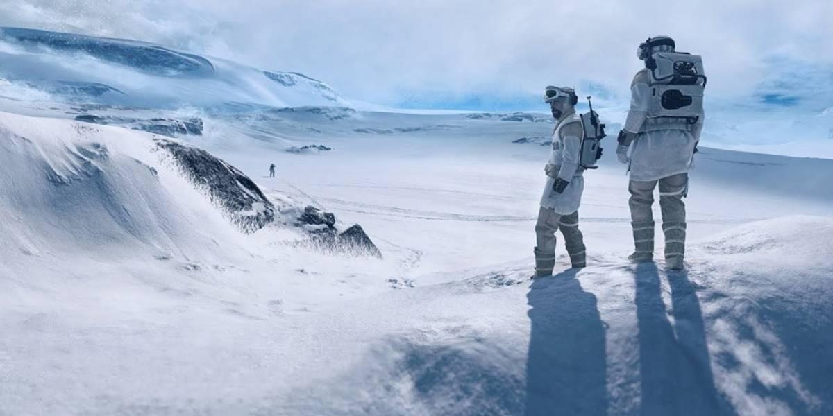 Exploren los planetas de Star Wars: Battlefront