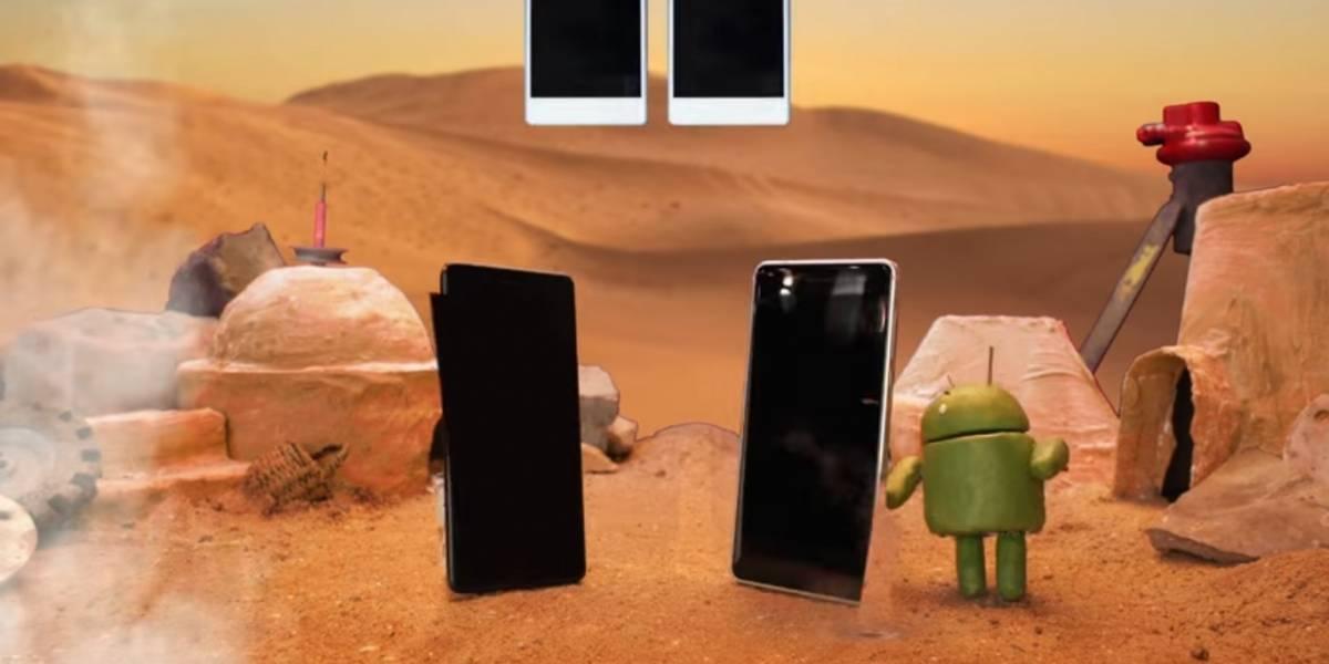 Nokia se cuelga de Star Wars para mostrar sus nuevos smartphones