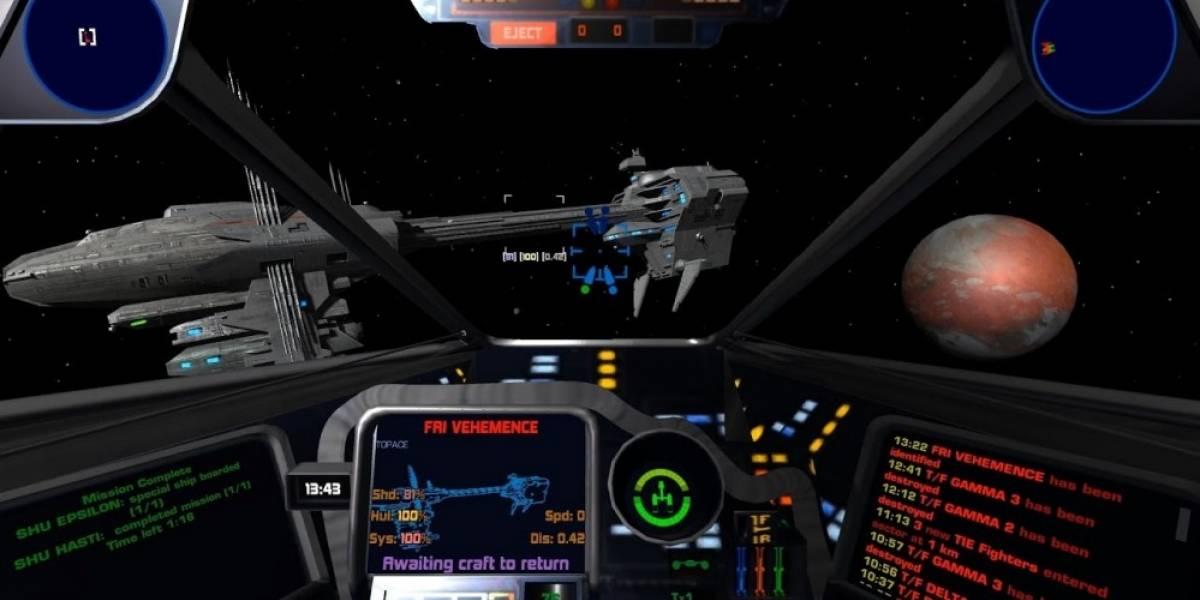 Fans de Star Wars trabajan en remasterización de X-Wing