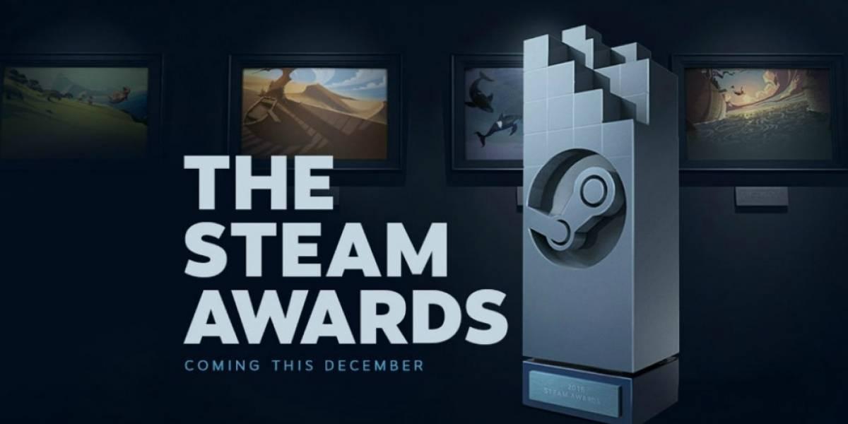 Estos son los nominados de The Steam Awards 2016