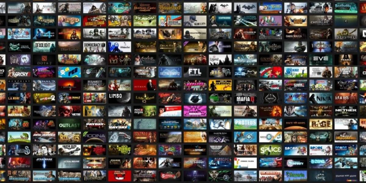 Alguien tiene más de la mitad de juegos de Steam y ya superó el nivel 1000