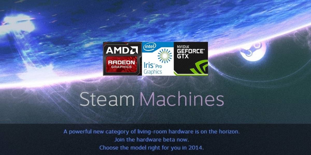Valve: Steam Machines también con GPUs Intel y AMD