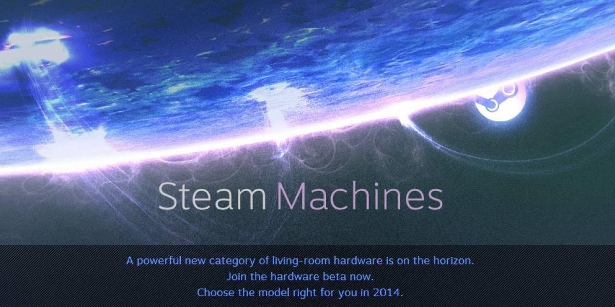 Steam Machines: Las PC Gamer de Valve