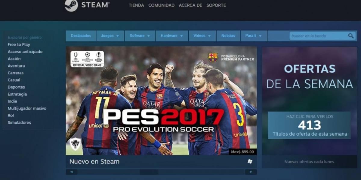 La tienda de Steam pronto recibiría una importante renovación