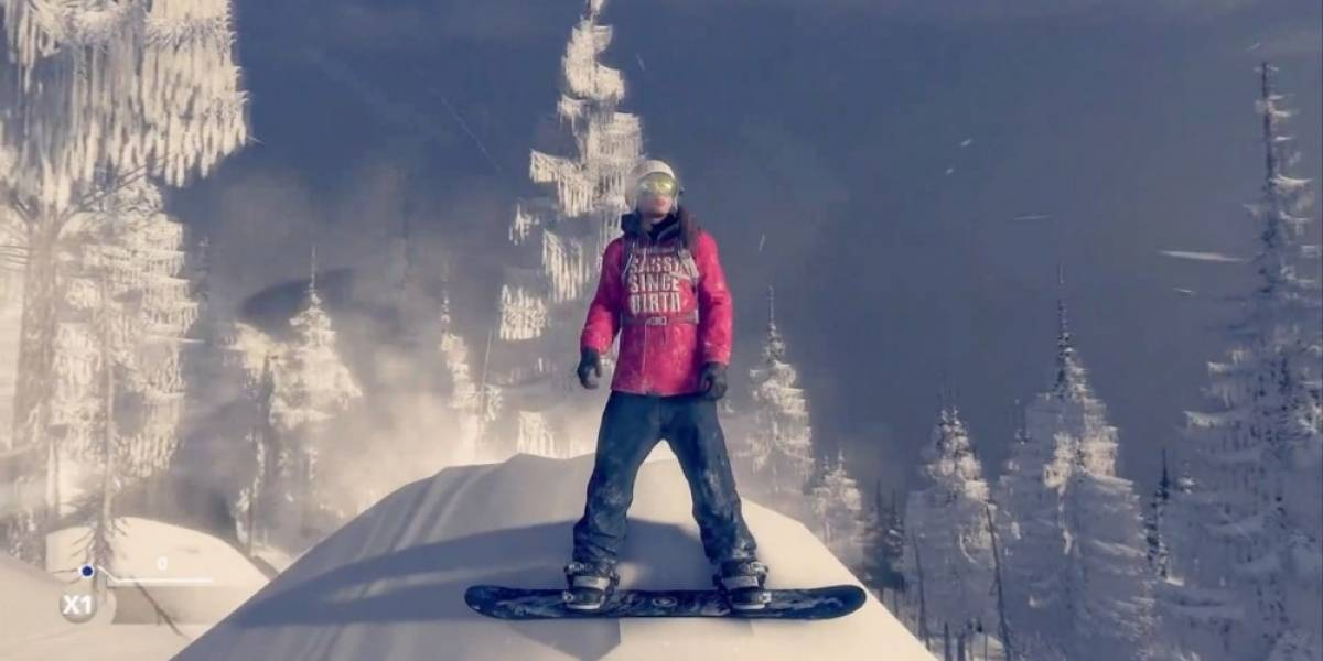 Deportes de invierno en mundo abierto, es el nuevo título de Ubisoft: Steep #E32016