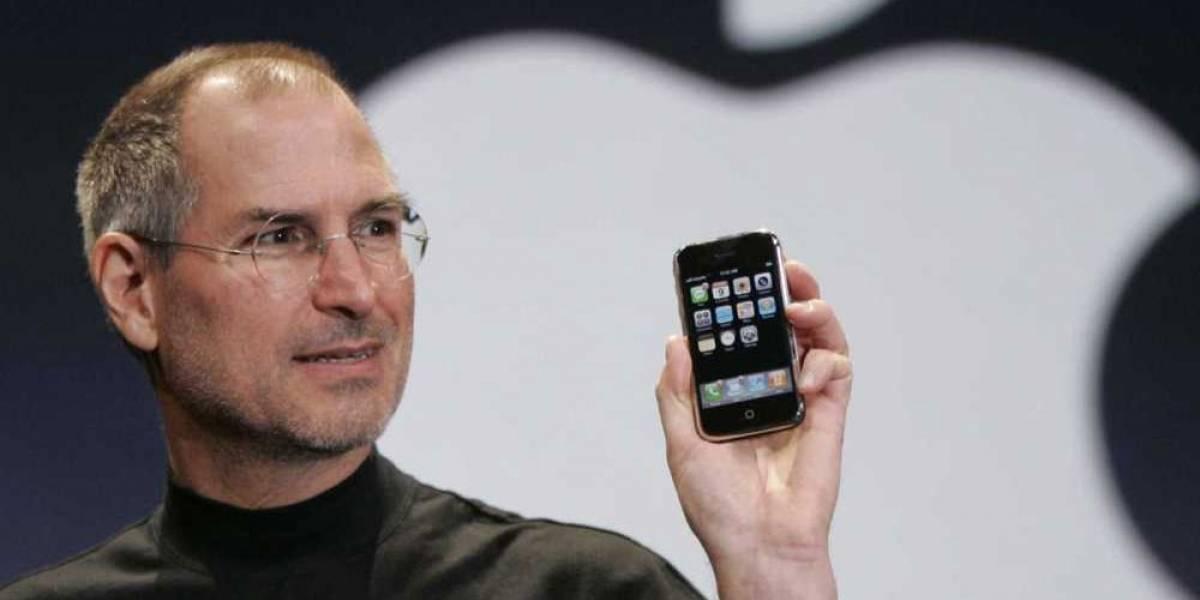 Hoy se cumplen 10 años de que fue anunciado el iPhone