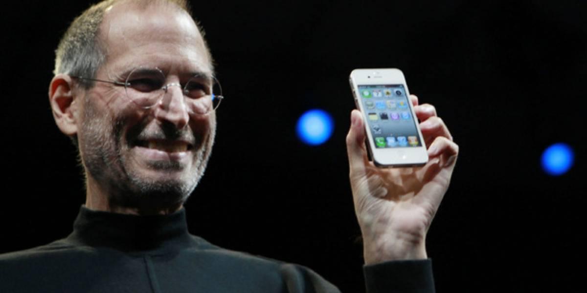 Ejecutivos de Apple ya conocían estado de Jobs durante lanzamiento del iPhone 4S