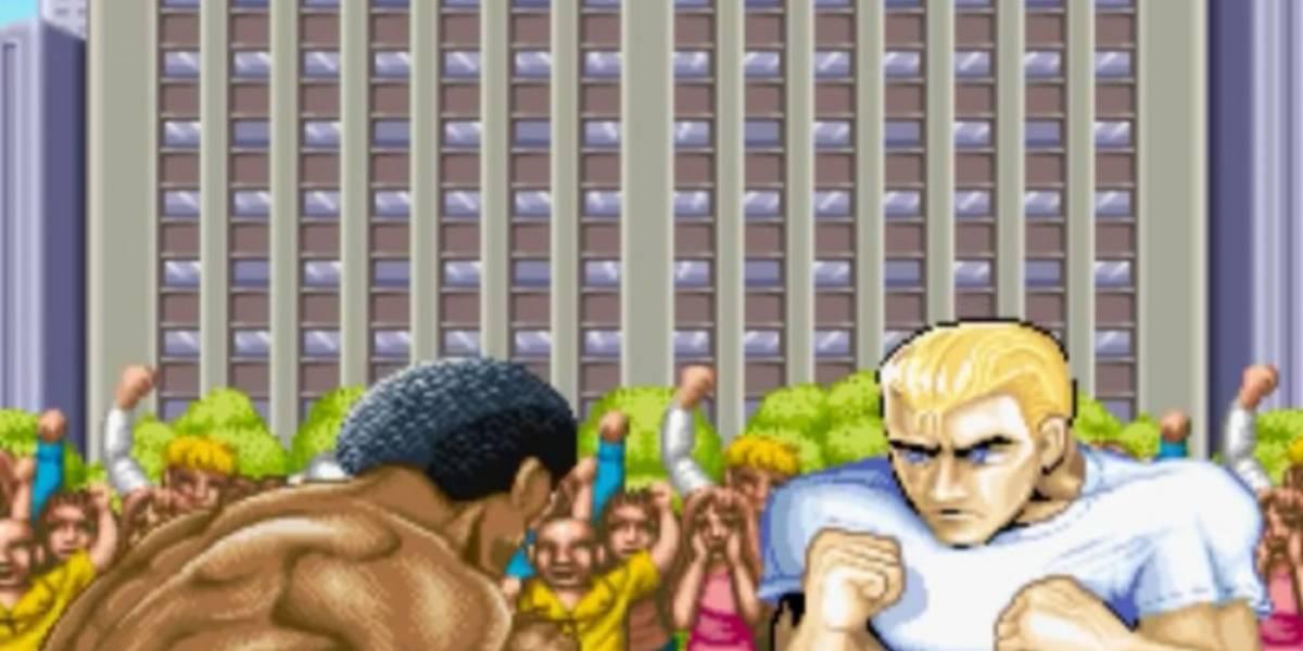 Capcom revela las identidades de los peleadores de la intro de Street Fighter II