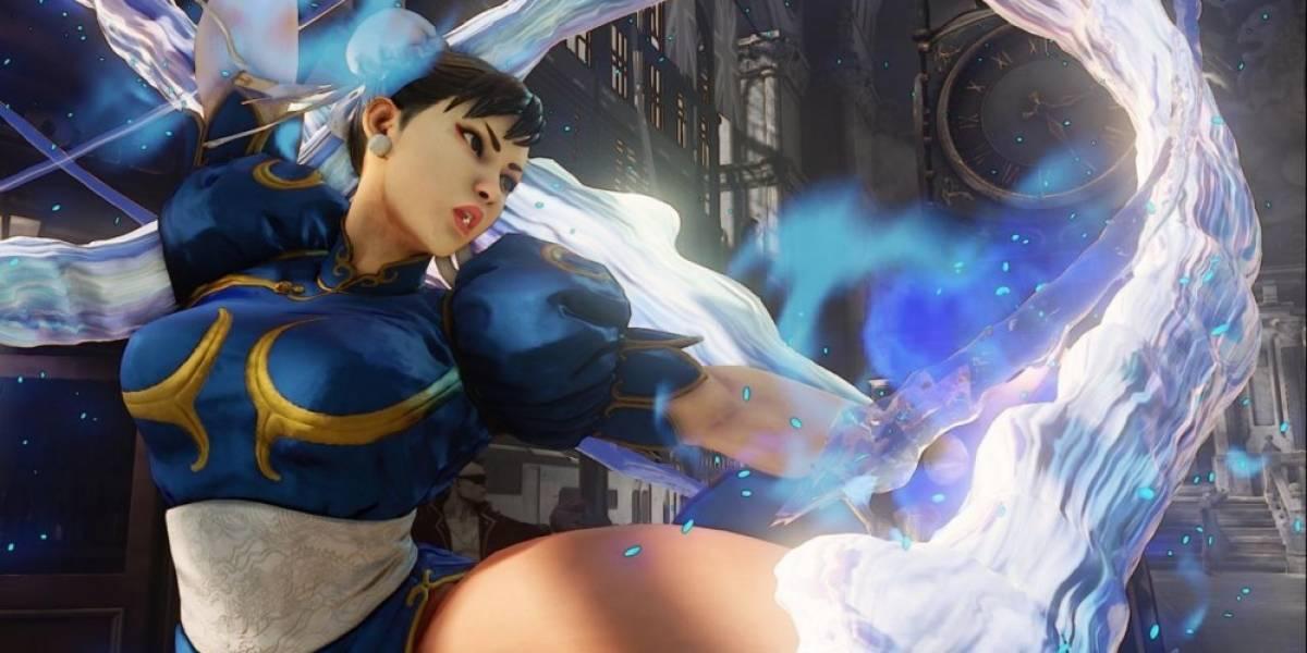 Capcom está considerando agregar un modo arcade en Street Fighter V