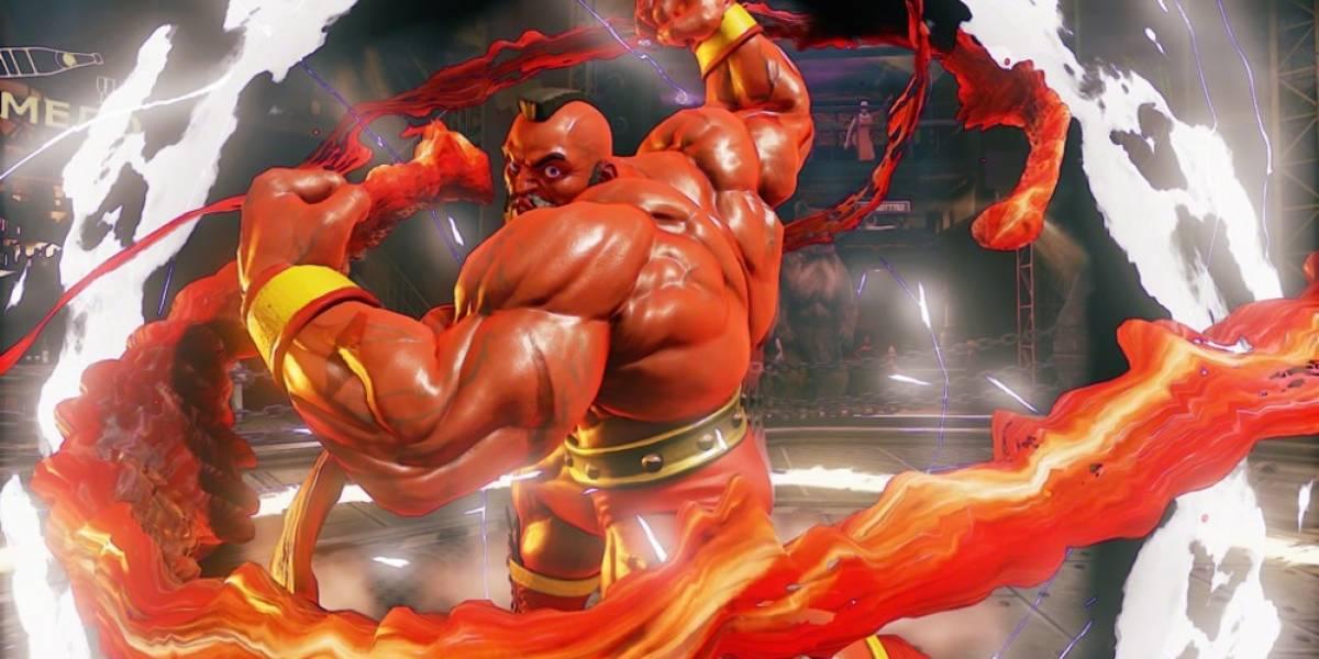 Las 4 cosas que más apestan en Street Fighter V