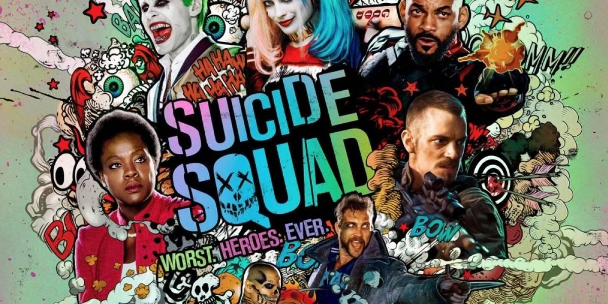 Juego sin anunciar de Suicide Squad habría sido cancelado