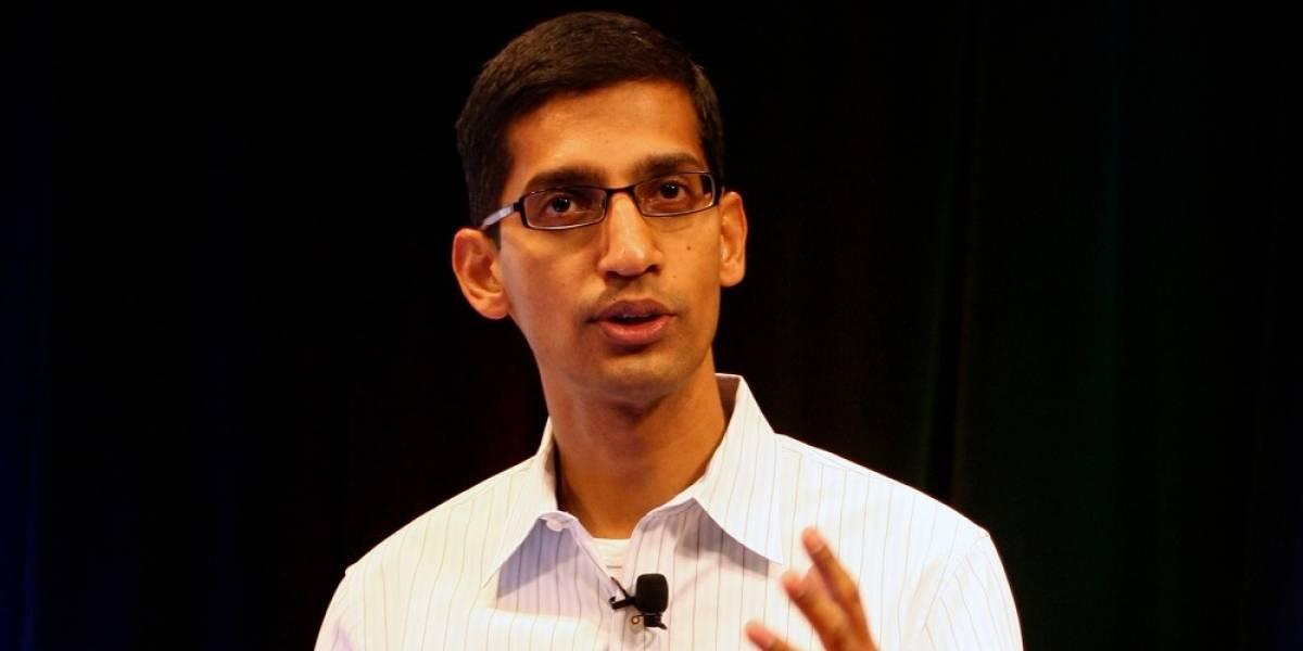 """Sundar Pichai afirma que """"no importa"""" la predominancia de Samsung en Android"""