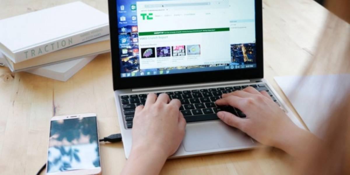 Superbook lanzará campaña de Kickstarter para llevar Android a una laptop