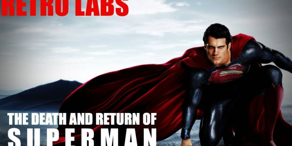 Retro Labs: The Death and Return of Superman